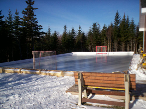 Do It Yourself Rinks